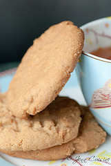 Thumbnail image for An Adventure with Peanut Butter Cookies, Gluten Free