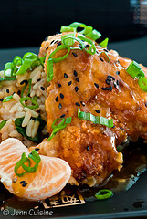 Thumbnail image for Sweet Orange Chicken, Gluten Free