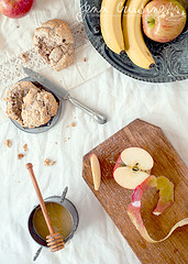 Thumbnail image for Banana, Apple and Currant Scones, Gluten Free
