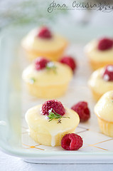 Thumbnail image for Ratio Rally – Mini Raspberry Doughnut Cakes