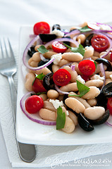 Thumbnail image for Amateur's Food Photography XIII: White Bean and Ricotta Salad