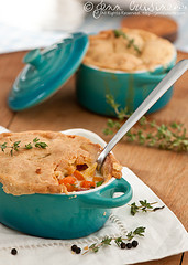 Thumbnail image for Sweet Potato and Duck Pot Pie