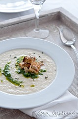 Thumbnail image for Cream of Jerusalem Artichoke and Celeriac Soup