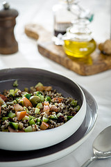 Thumbnail image for Quinoa Vegetable Salad