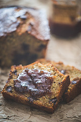 Thumbnail image for Chocolate Chip Banana Bread, Gluten Free